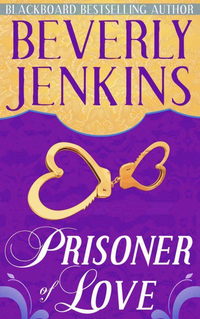 Cover, Prisoner of Love, Beverly Jenkins