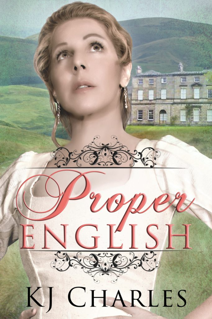 Cover of Proper English by K.J. Charles